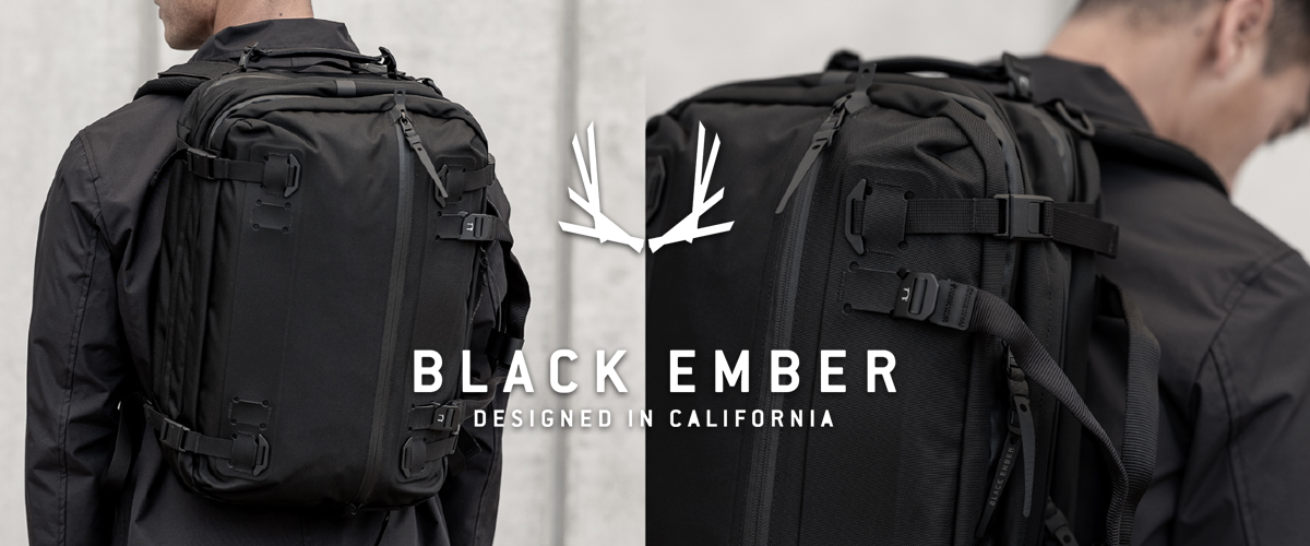 Black Ember ブラックエンバー Forge フォージ